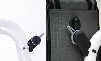 Vertical Quokka Wheelchair and Walker Waterproof Bag