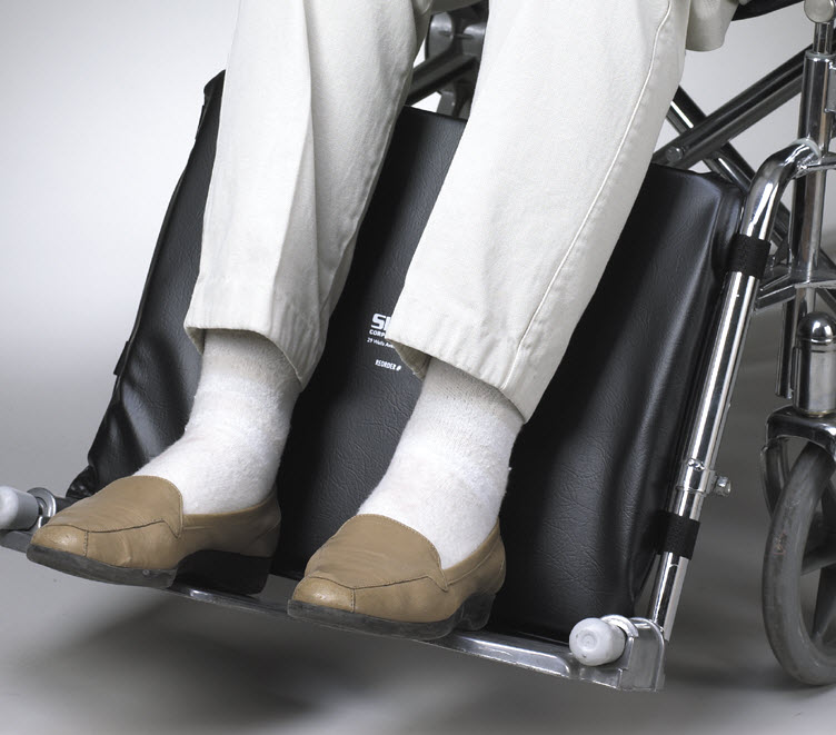 SkilCare Wheelchair Leg Pad FOR SALE