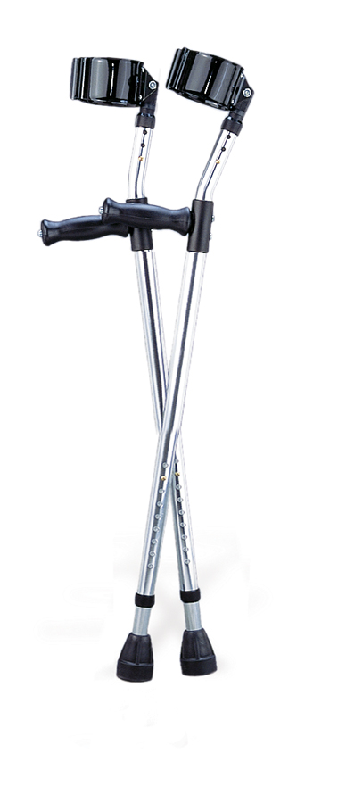 Guardian Pediatric Forearm Crutches, Pair