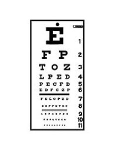 also eye exam charts  vision up to off rh rehabmart