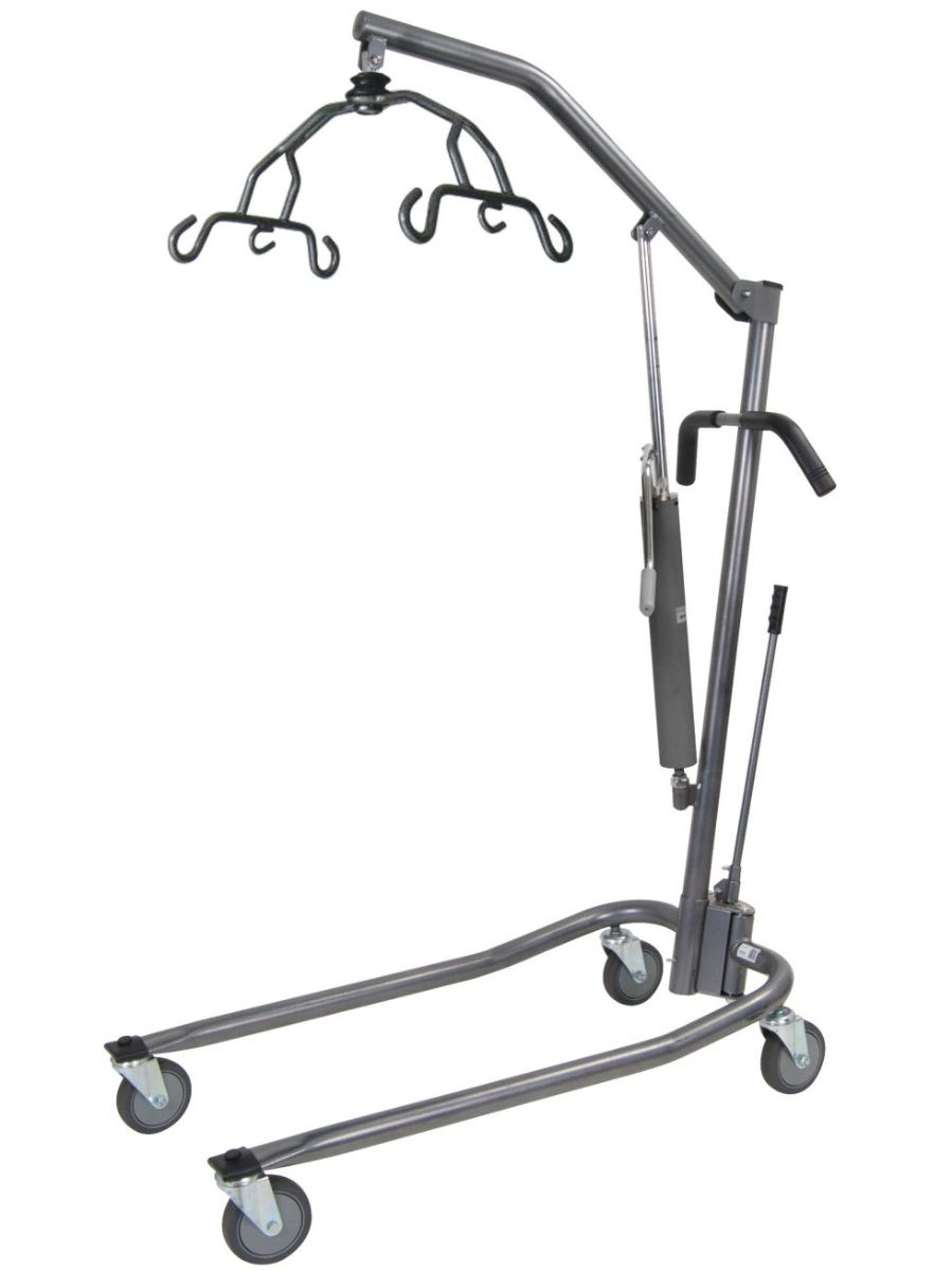 Hydraulic Deluxe Silver Vein Patient Lift