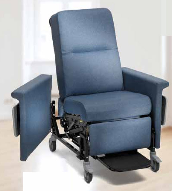 Champion 85 Series Treatment Recliner and Transporter