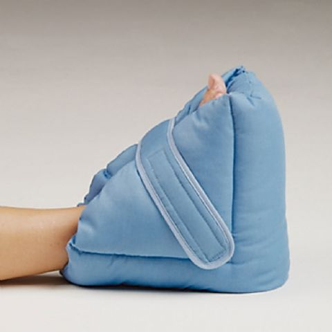 DeRoyal Comfortable Cotton Heel Pillows Pair