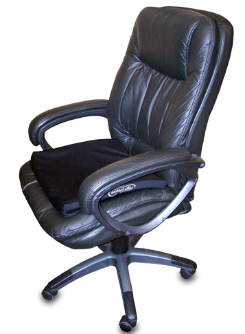 Comfort Aid Flat Office Chair Cushion  FREE Shipping
