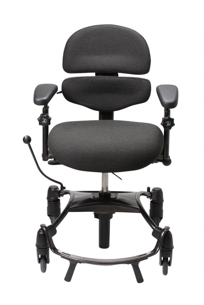 posture promoting chair aluminum makeup vela tango 500 & 500ei ergonomic adjustable