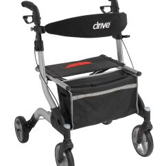 Walker Roller Chair Your Zone Flip Cover Rollators Rolling Walkers With Seat On Sale Invacare