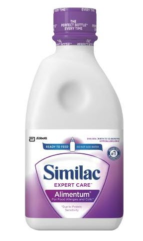Similac Expert Care Alimentum with Iron Ready to Feed ...