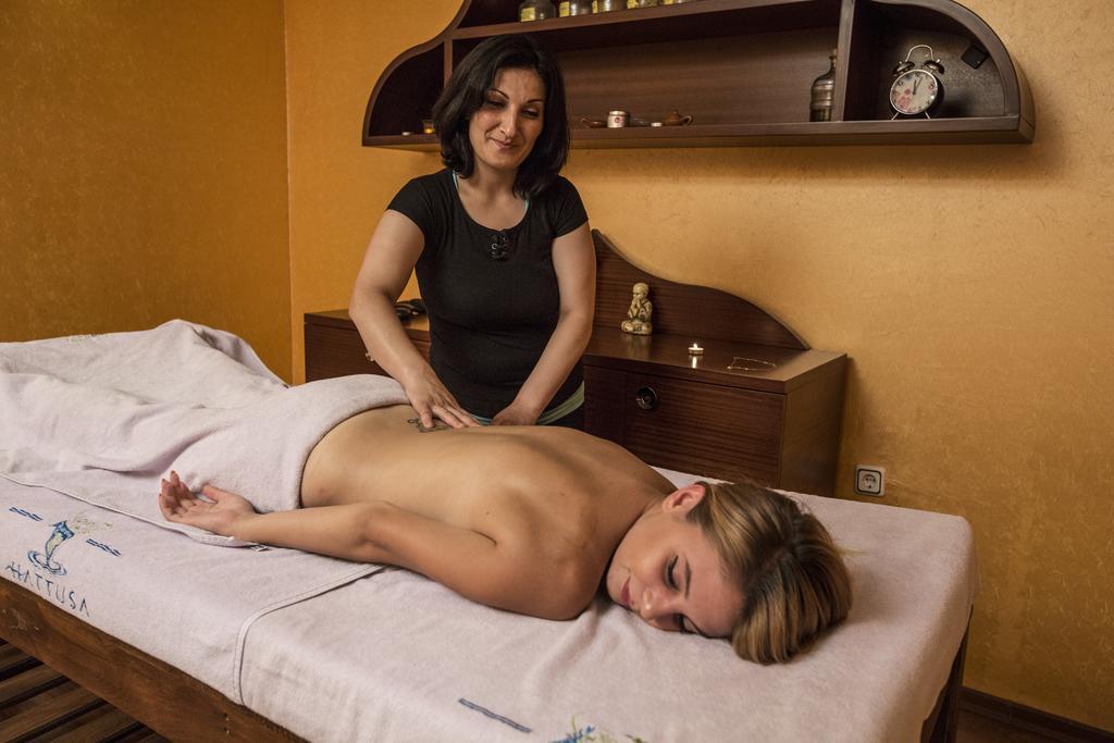 SPA och Smärtbehandlingar rehabresor turkiet