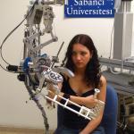 Robotbehandling armrobot rehabresor turkiet