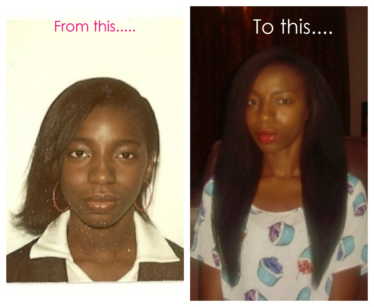 How Wigs Helped Me Grow To Waist Lenght Rehairducation