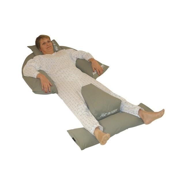 Vendita cuscino posizionatore scarico due talloni poz in form  RehaStore il miglior negozio di