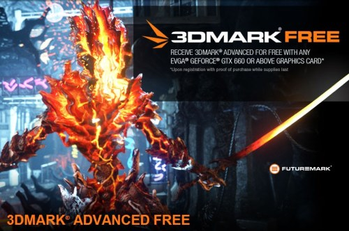 EVGA: Give Away del nuovo 3DMark