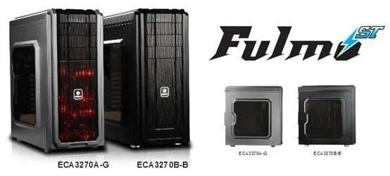 Enermax presenta il case mid tower Fulmo ST