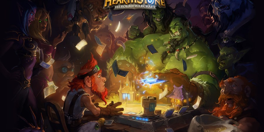 Primo Video-Gameplay di Hearthstone: Heroes of Warcraft