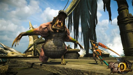 MonsterHunterOnline_Screen2