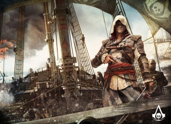 Assassins Creed IV: Black Flag, nuovo video mostra i miglioramenti grafici