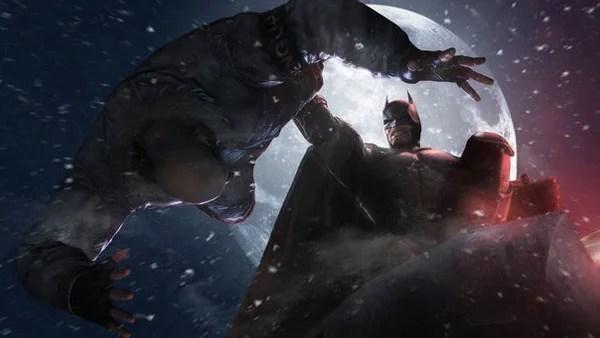 Teaser trailer per Batman: Arkham Origins