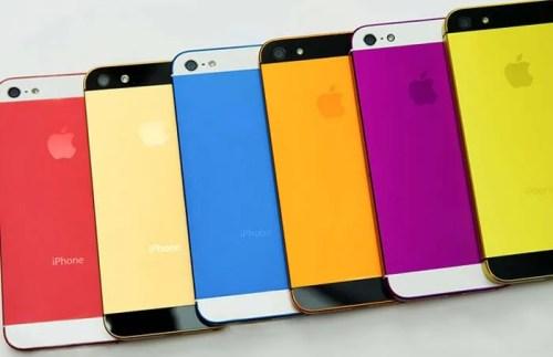 iPhone 5S: inizia la produzione dei display