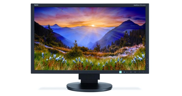 NEC EA234WMi: monitor Full HD con pannello AH-IPS