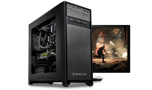 Digital Storm presenta Virtue, PC Desktop con Intel Haswell e GeForce GTX Titan