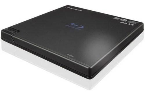 Pioneer BDR XS05J: masterizzatore esterno Blu ray USB 3.0