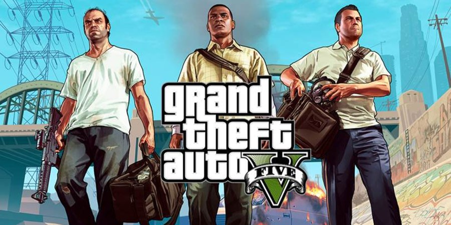 Trailer ufficiale di Grand Theft Auto 5