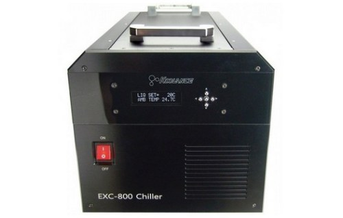 Koolance presenta il Chiller EXC 800 e radiatori della serie XC
