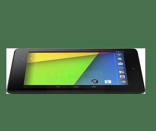 Google Nexus 7 II: ecco le immagini ufficiali con sfondo Google