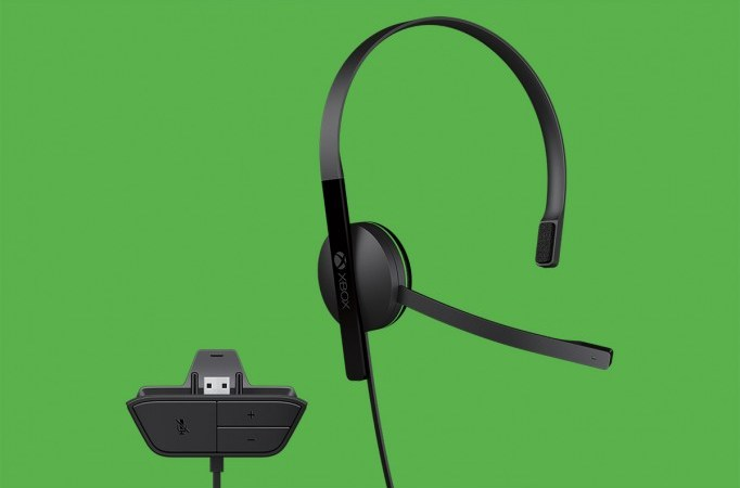 Xbox One: Headset Incluso?