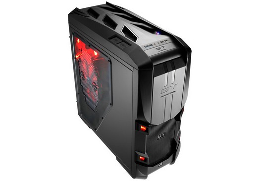 Aerocool annuncia il Full-Tower GT-S Black Edition