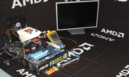 Nuovo record per le APU AMD: 6800K a 8,2 GHz!