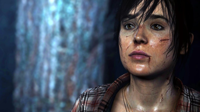 Making of per Beyond: Two Souls