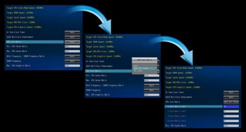 ASUS aggiorna il Bios sulle motherboard H87 e B85: Overclock per tutti!