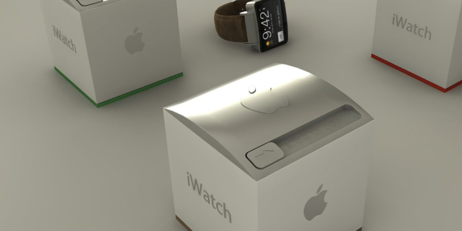 Apple iWatch previsto per fine 2014