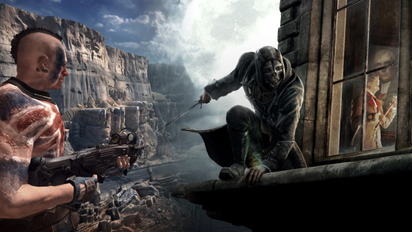 Bethesda discute di un possibile sequel per Dishonored e Rage