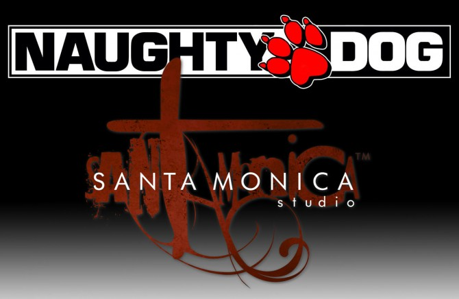 Naughty Dog e Santa Monica debutto ritardato su PS4