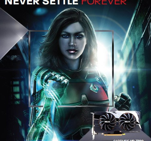 AMD nuovo bundle, Never Settle Forever