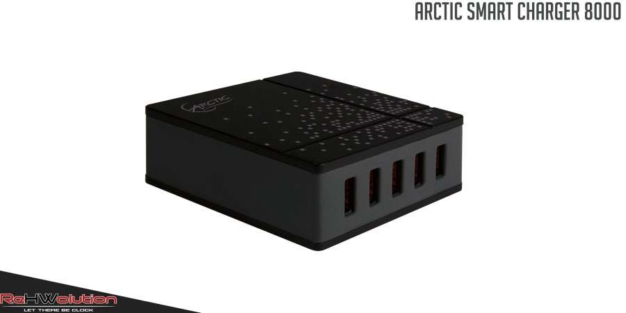 Arctic Smart Charger 8000 | Recensione