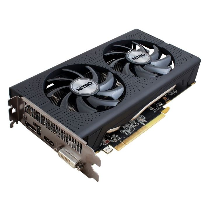 Sapphire Radeon RX 460 Nitro OC 4 GB – Review