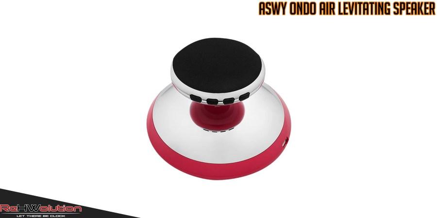 ASWY ONDO AIR Levitating Bluetooth Speaker – Review