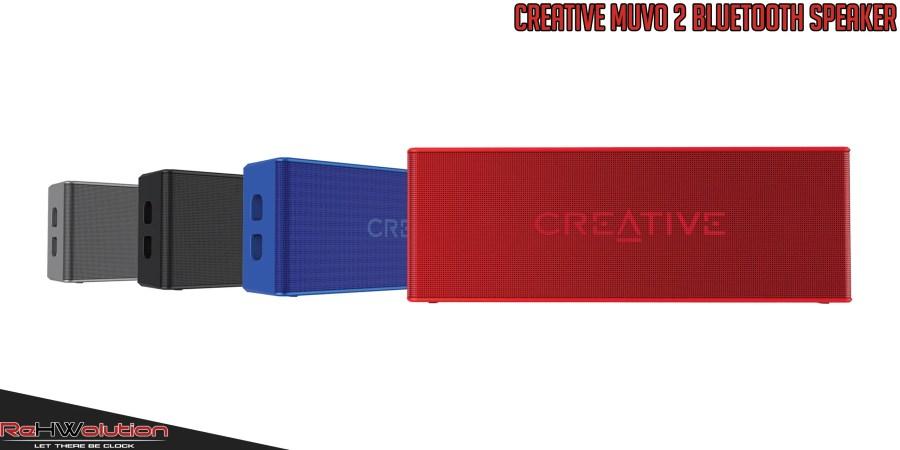 Creative Muvo 2 Bluetooth Speaker