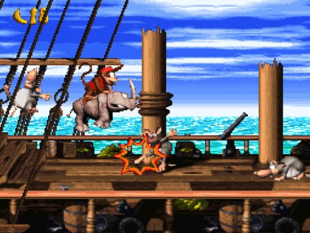 Uno sguardo al passato: Donkey Kong Country 2: Diddys Kong Quest