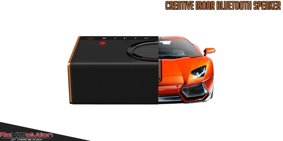 Creative iRoar Bluetooth NFC Speaker
