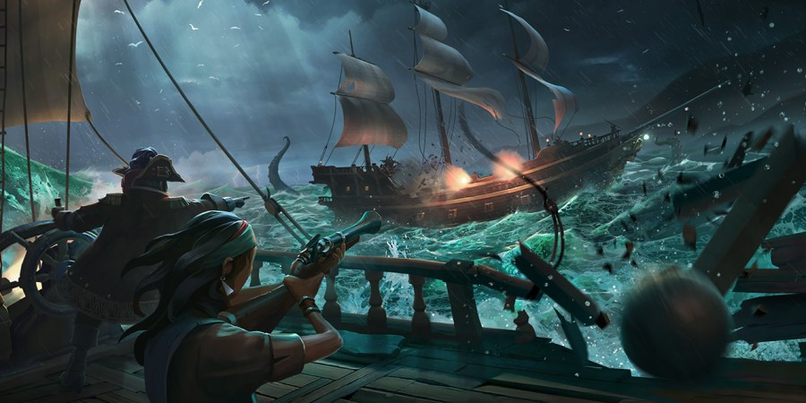 "Sea of Thieves: i ""cheater"" arrivano anche su Xbox One"