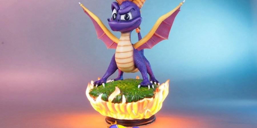 Spyro sta tornando? Un misterioso uovo di drago consegnato ai giornalisti