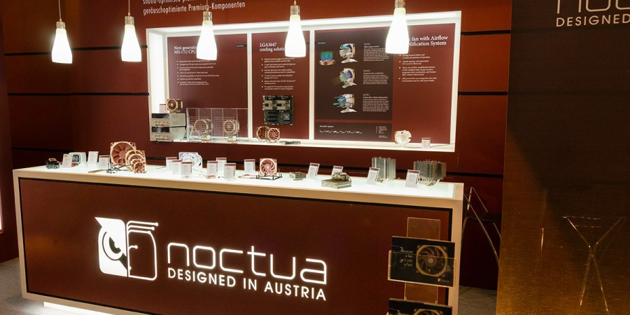 Noctua at Computex 2018