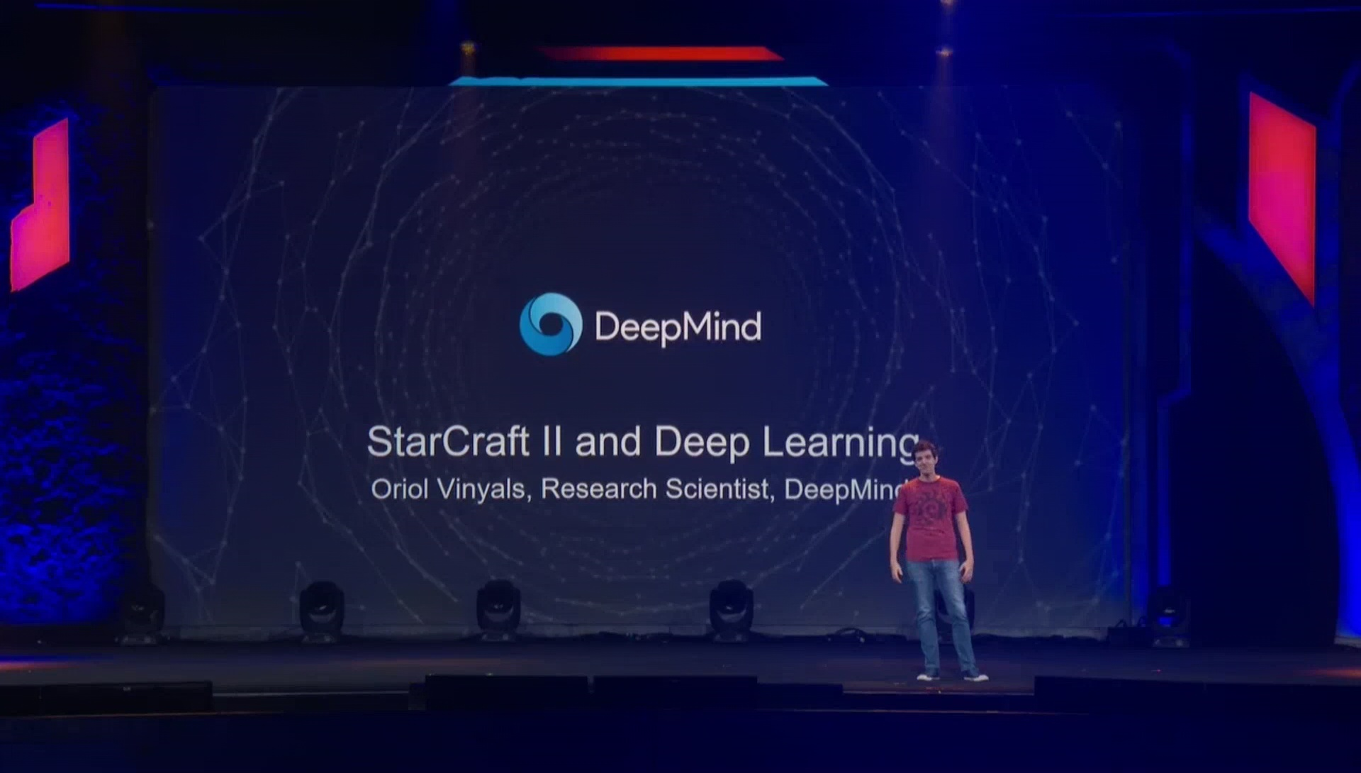 Starcraft II   Streaming con DeepMind