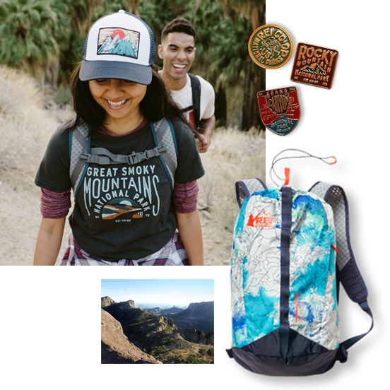 National Parks gear
