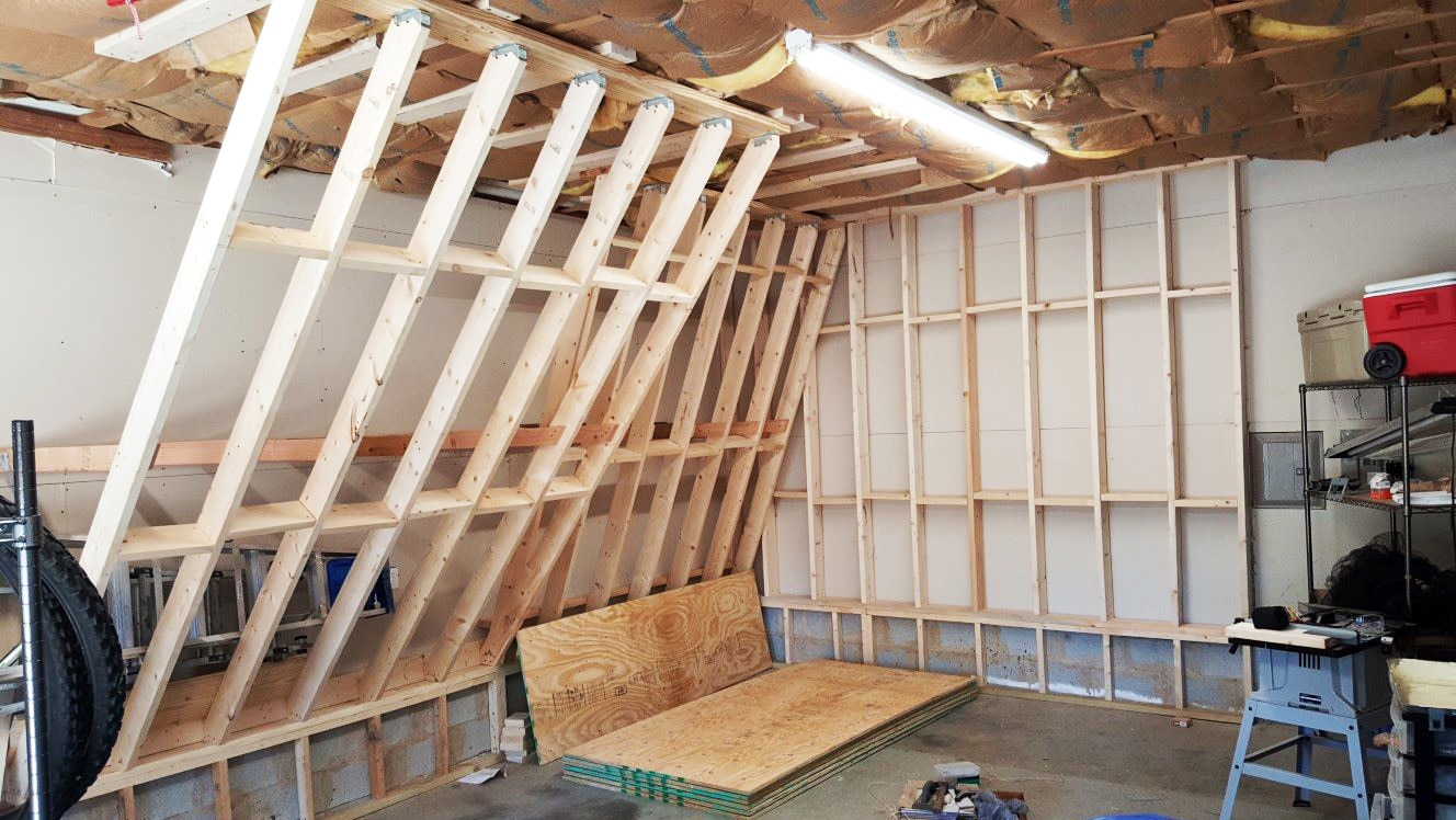 How to Build a Home Climbing Wall  REI Coop Journal