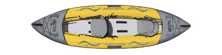 an example of an inflatable kayak